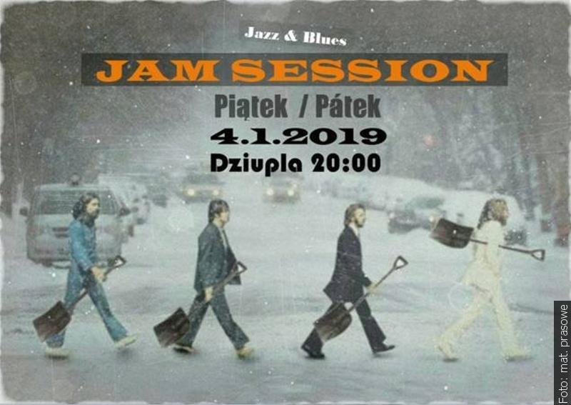Jam session w Dziupli