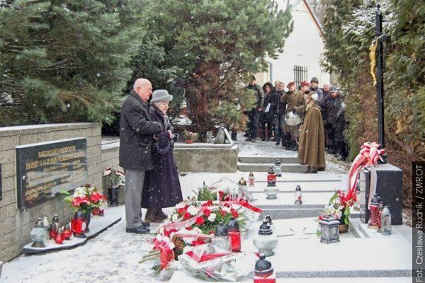 W Stonawie uczczono pamięć ofiar konfliktu zbrojnego w 1919 roku