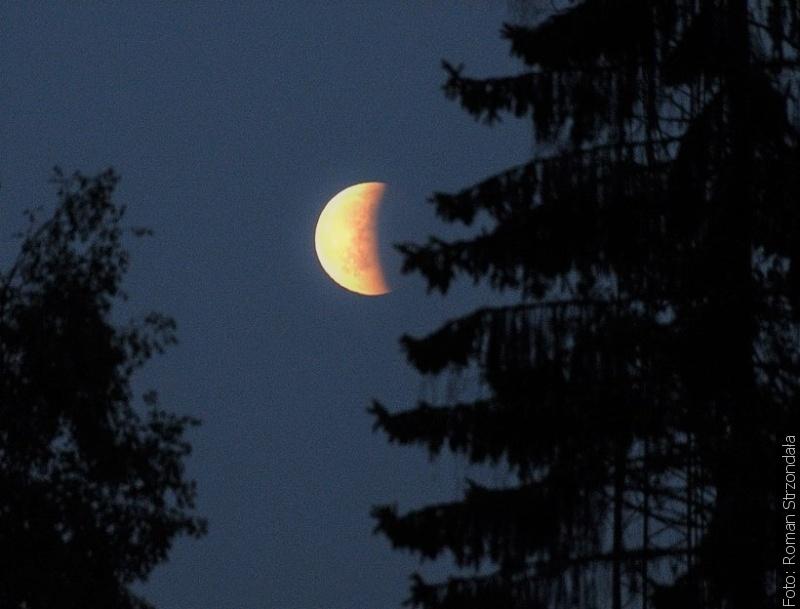 """""""Zwrot"""" astronomicznie: Całkowite zaćmienie Księżyca już jutro!"""