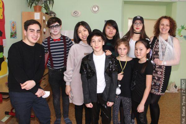 Zagraniczni studenci gościli także w Wędryni