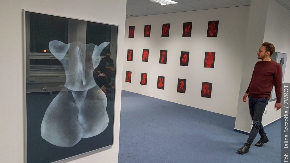 W trzynieckiej galerii wystawia Szaweł Płóciennik