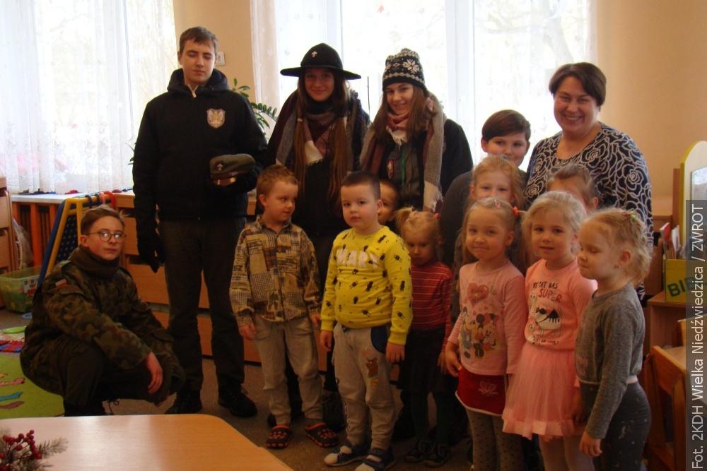 Z POCZTY REDAKCYJNEJ: Wielka Niedźwiedzica pojechała z pomocą na Litwę