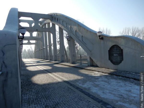 """Spacery ze """"Zwrotem"""": Most łukowy w Darkowie"""