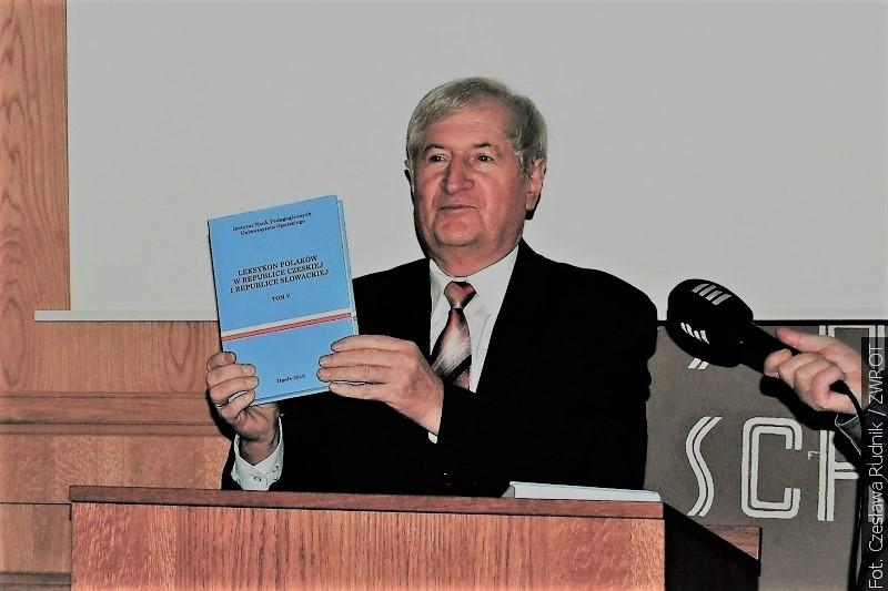 """""""Leksykon Polaków w Republice Czeskiej i Republice Słowackiej"""" ma już pięć tomów"""