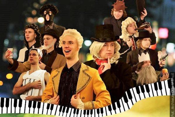 Duet Vrámoll przedstawi historię muzyki w pigułce