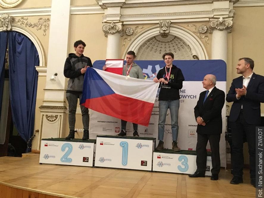 KRYNICA. Kolejne medale i nagroda specjalna dla Agaty Staszowskiej