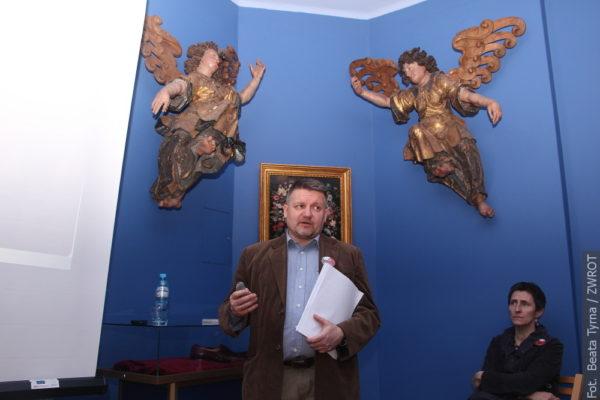 Daniel Korbel mówił w Cieszynie o wojnie o Śląsk Cieszyński