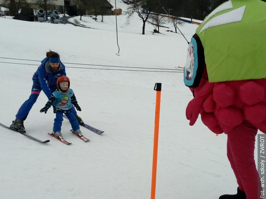 Z redakcyjnej poczty: Dzielni narciarze z Cierlicka szlifowali formę w Bukowcu