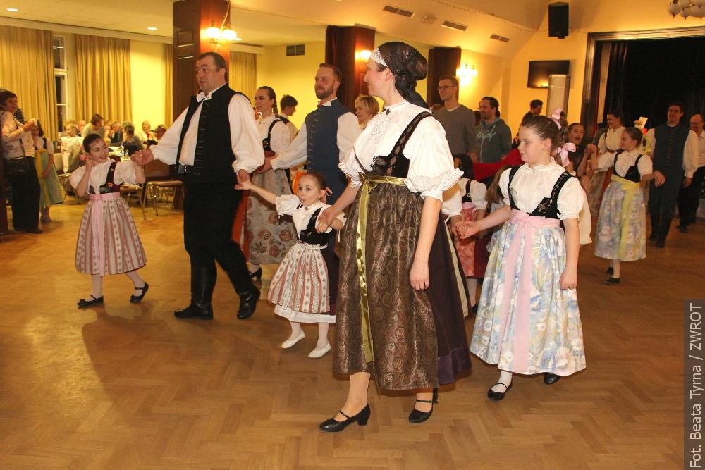 Tancerze Rytmiki zaprosili do tańca
