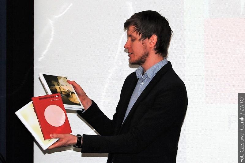 Ostrawski literaturoznawca zaprezentował dzieła polskich autorów