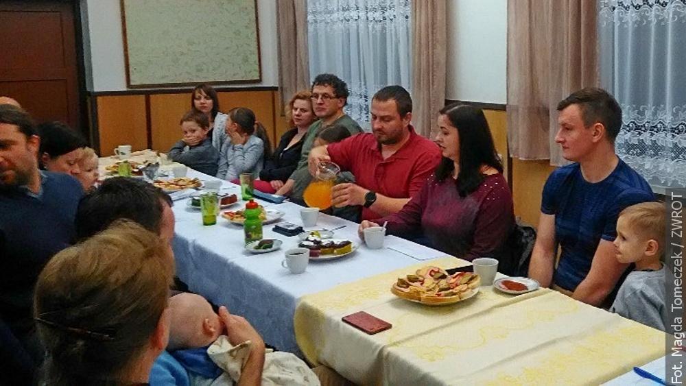 Zebranie w Trzycieżu pod znakiem przygotowań do spotkania z władzami gminy