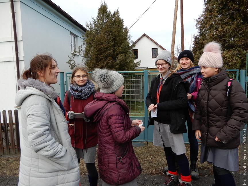 Harcerki z Polski ferie spędziły w gnojnickim PZKO