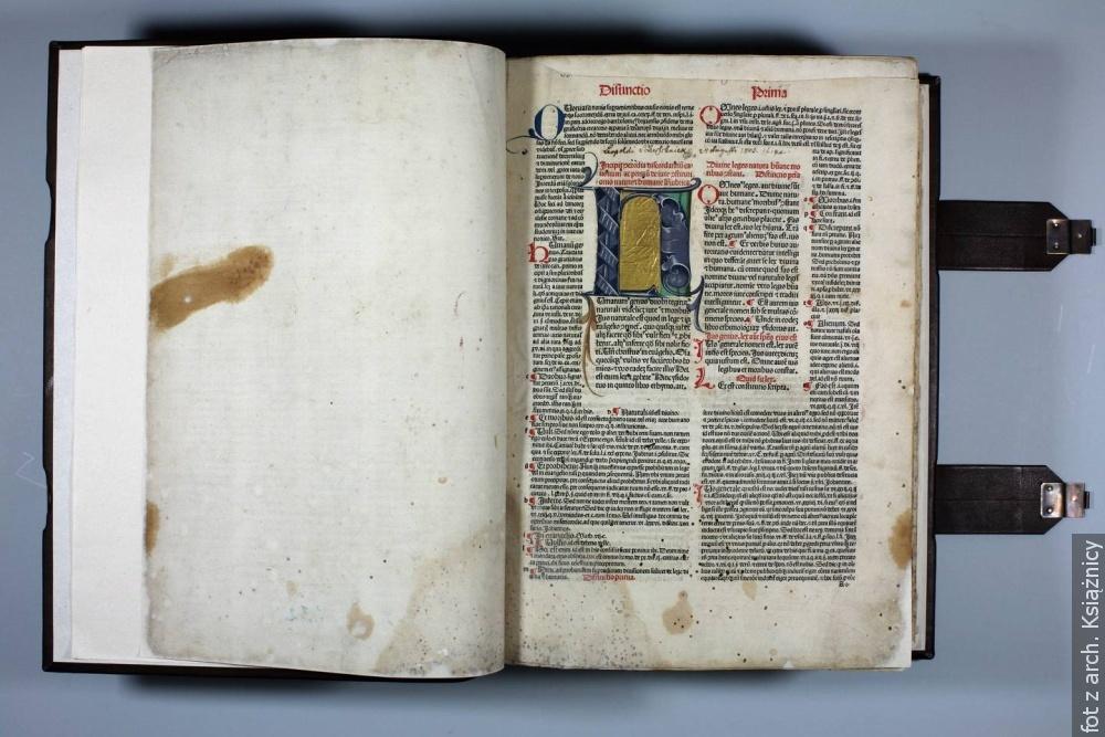 W Książnicy będzie mowa o konserwacji najstarszych ksiąg