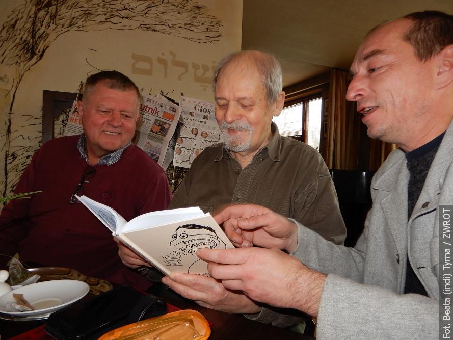 Rysunki Bronisława Liberdy ukazały się w formie książkowej