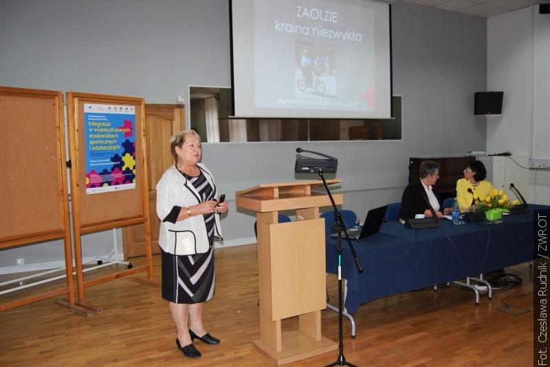 Konferencja służyła także odkrywaniu Polaków na Zaolziu