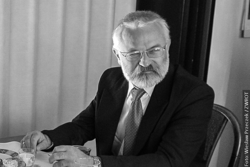 Żegnamy byłego kierownika artystycznego czeskocieszyńskiego Teatru Lalek Bajka