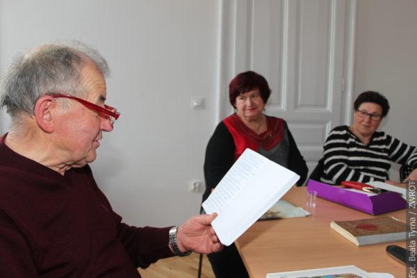 Miłośnicy gwary wspominali Bronisławę Wranową