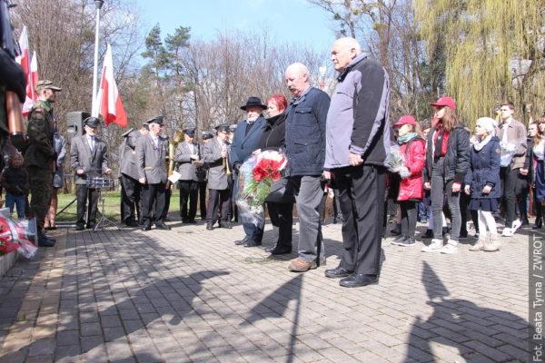 Uczczono pamięć pomordowanych pod Wałką w Cieszynie