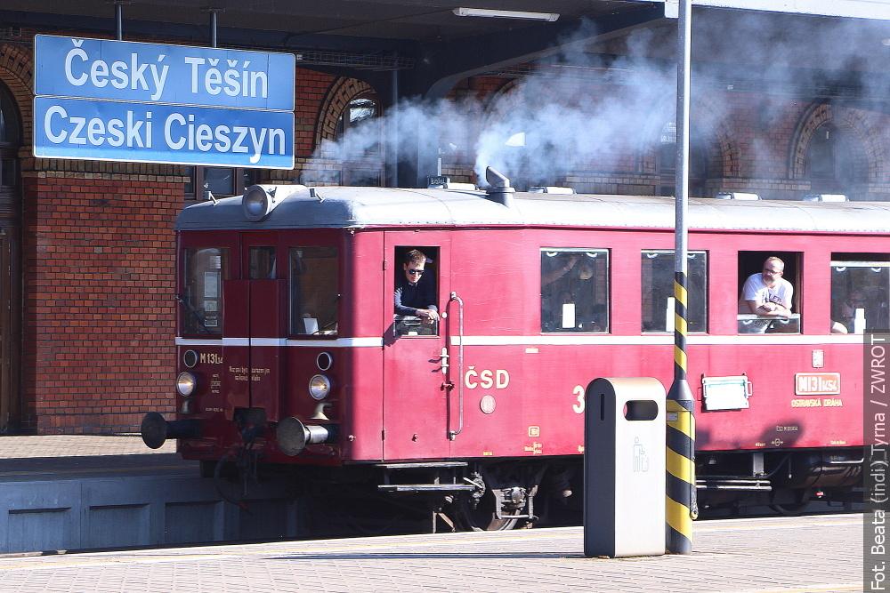 Zapraszamy w podróż zabytkowym pociągiem do browaru