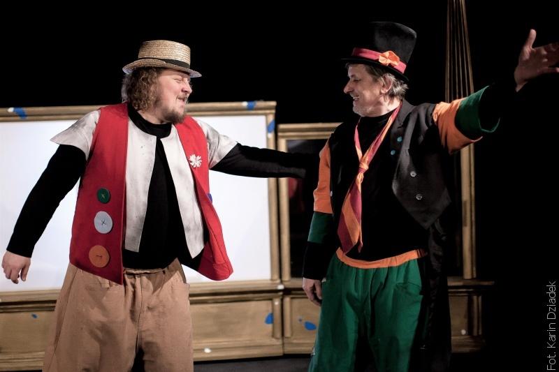 Światowy Dzień Lalkarstwa zespół Sceny Bajka Teatru Cieszyńskiego świętować będzie z widzami