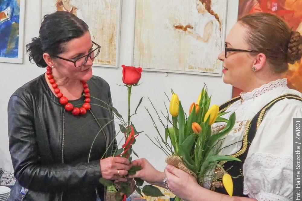 Agnieszka Pawlitko wystawia w Jabłonkowie