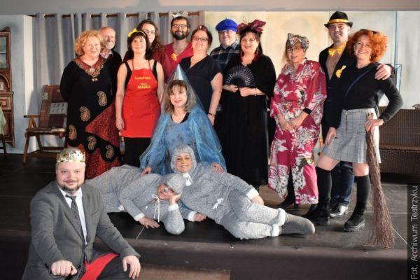 Teatrzyk Bez Kurtyny zagra na Kościelcu
