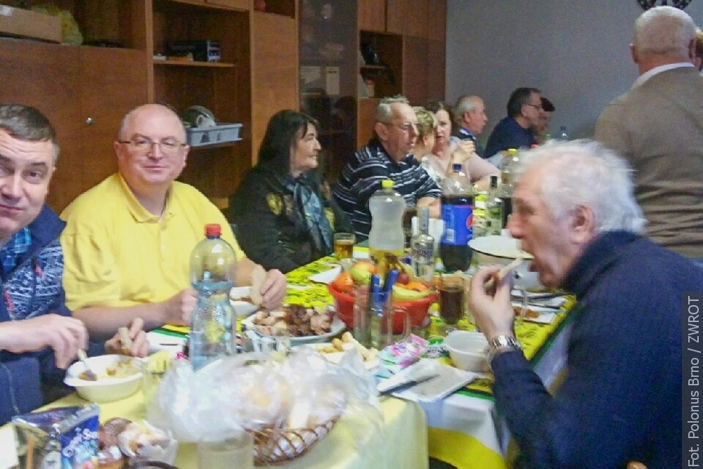 Z REDAKCYJNEJ POCZTY: Ostatki u Polonusów w Brnie