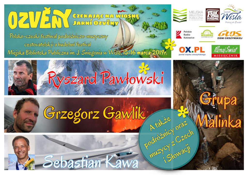 W Wiśle będzie Festiwal podróżniczo-muzyczny