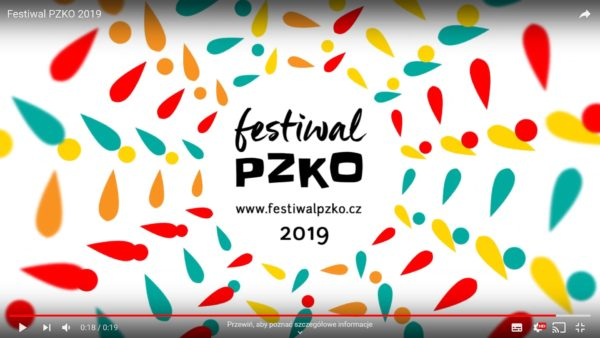 Na Festiwal PZKO zaprasza film reklamowy