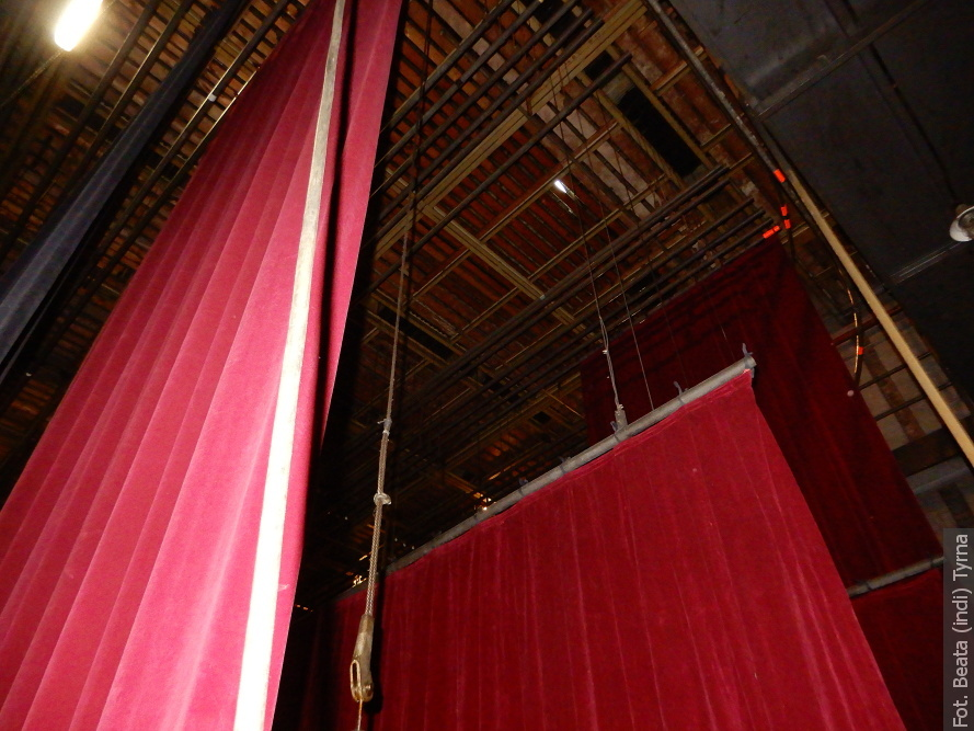 Można zwiedzić Teatr im Adama Mickiewicza