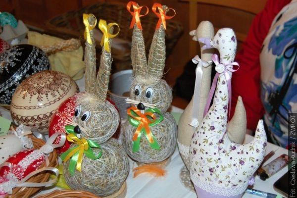 Skrzeczońscy pezetkaowcy zorganizowali po raz pierwszy Jarmark Wielkanocny