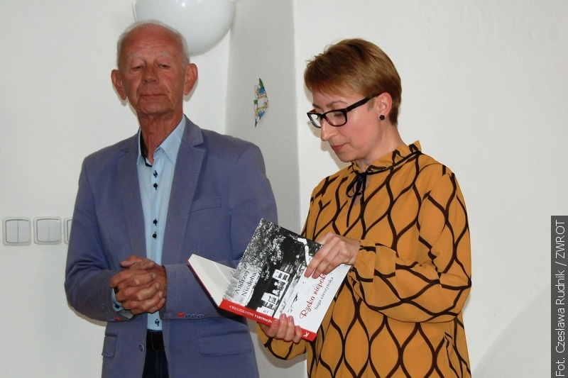 Andrzej Niedoba zaprezentował historię swojego rodu