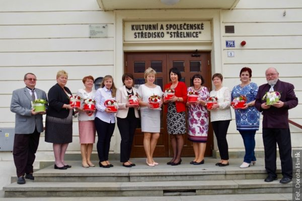 Czeski Cieszyn nagrodził nauczycieli, również tych z polskich szkół