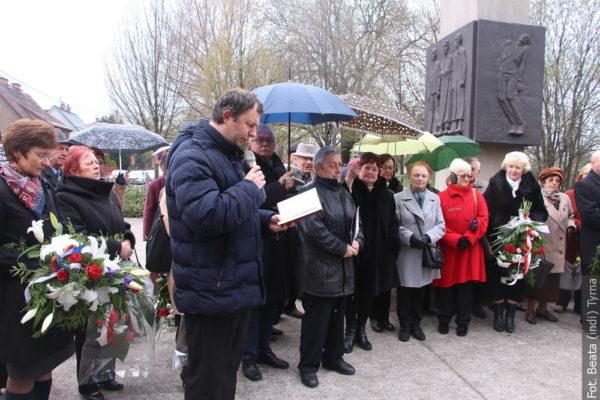 Na Konteszyńcu uczczono pamięć ofiar zbrodni katyńskiej