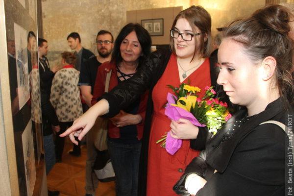W Muzeum Śląska Cieszyńskiego wystawia wnuczka Janiny Marcinkowej