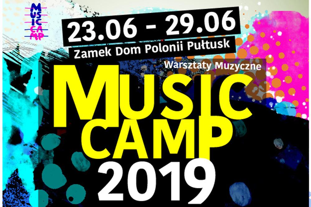 W Pułtusku będą darmowe dla Polaków zza granicy warsztaty muzyczne
