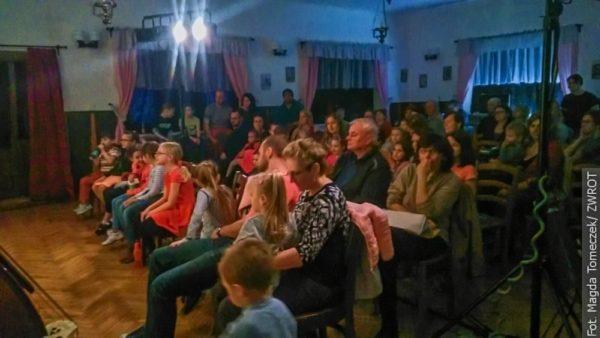 Dzieci w Rzece oglądały Bajkę po polsku i po czesku