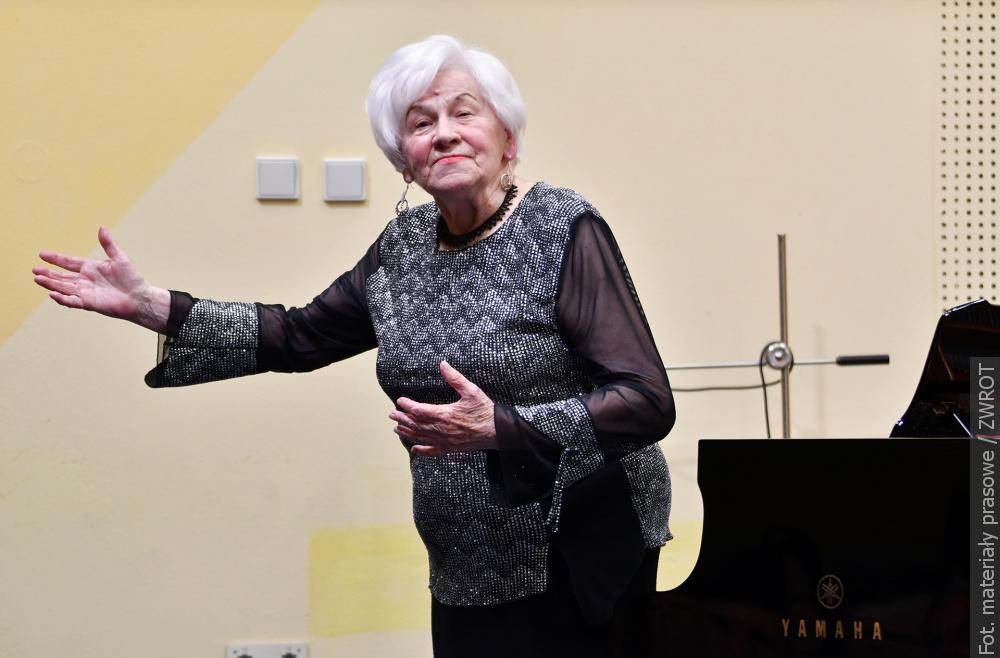 Wanda Miech została nagrodzona Medalem MUDr. Wacława Olszaka