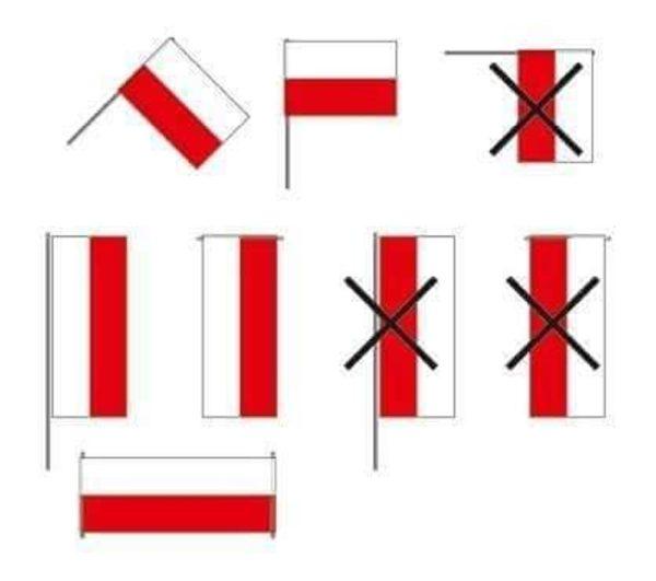 Podpowiadamy jak poprawnie wywiesić flagę