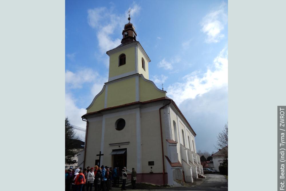 Kościół rzymskokatolicki pw. św. Marcina w Piotrowicach koło Karwiny