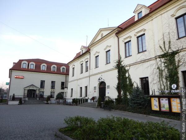 Spacery ze Zwrotem: Pałac w Zebrzydowicach