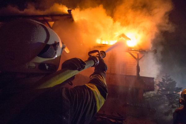 W tragicznym pożarze w Hawierzowie-Szumbarku zginęło dwoje dzieci