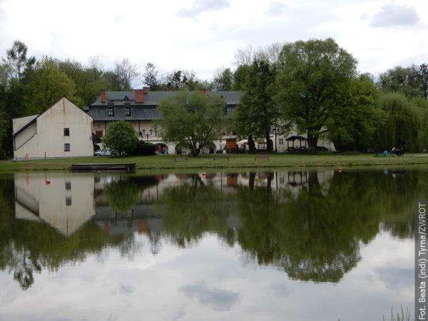 Spacery ze Zwrotem: Pałac w Kończycach Małych zwany cieszyński Wawel