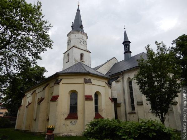 Spacery ze Zwrotem: Kościół Narodzenia Maryi Panny w Starym Boguminie