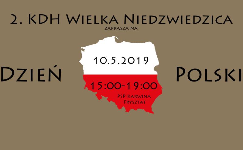 Karwińscy harcerze przygotowują Dzień Polski
