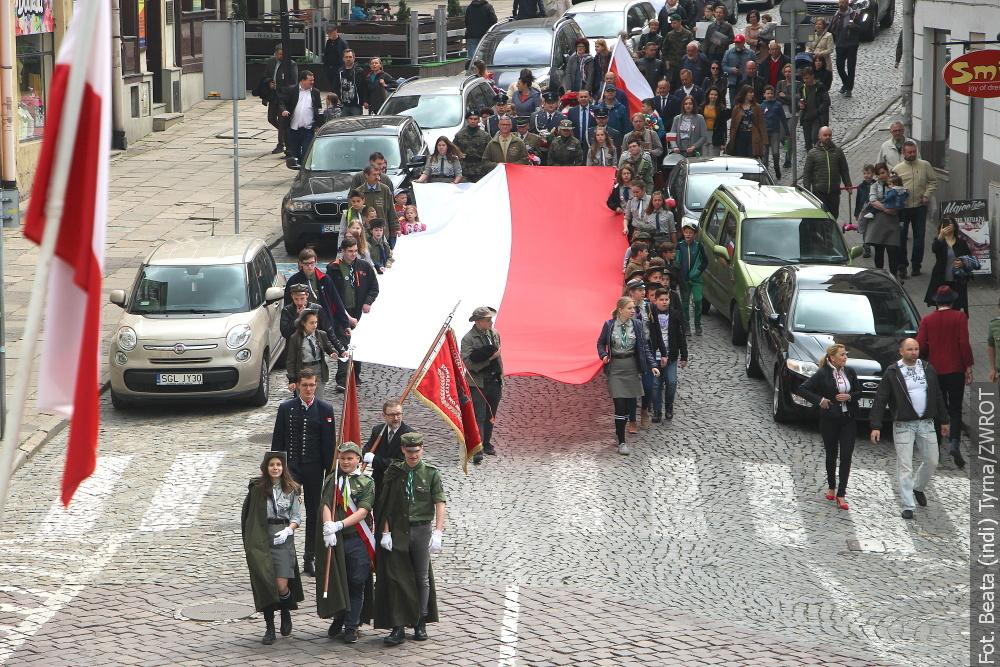 W Cieszynie obchodzono Święto Konstytucji 3 Maja