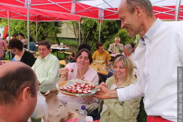Biało-czerwony festyn w Cierlicku