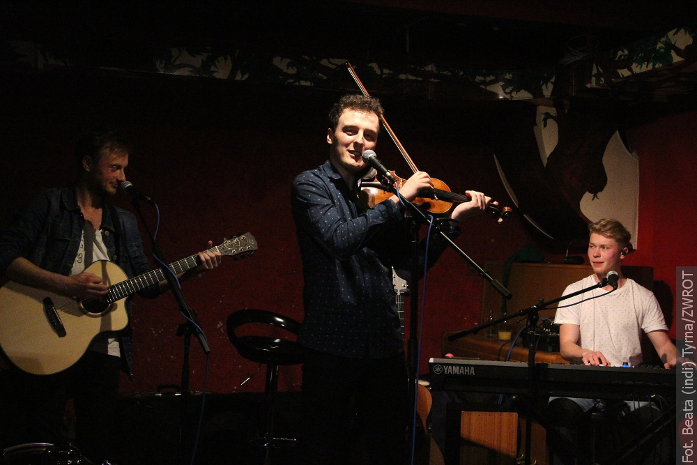 DR.ONG koncertował w Dziupli