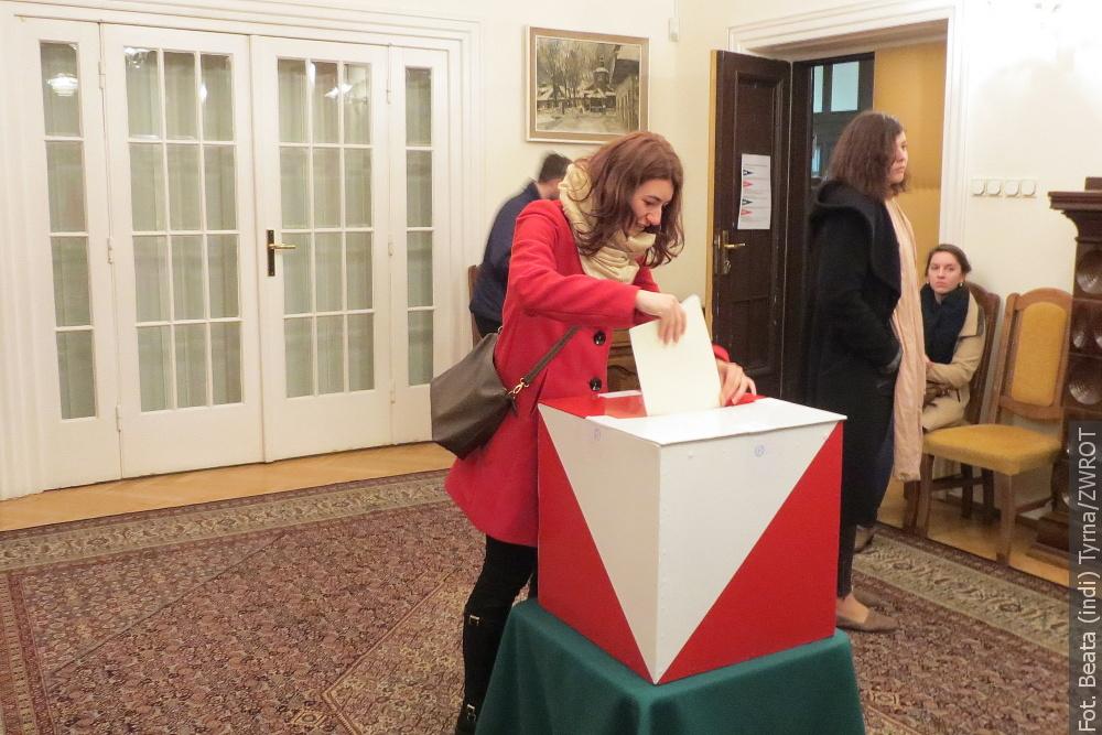 Również w Konsulacie można oddać głos w wyborach do Parlamentu Europejskiego