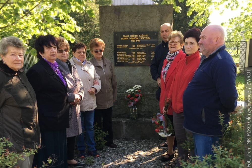 Z POCZTY REDAKCYJNEJ: W Oldrzychowicach uczczono pamięć ofiar II wojny światowej